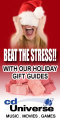 Holidays Gift Guide at CD Universe